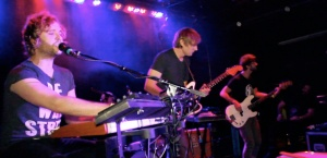 Casey Call, Joe Gamble, David LeDuc, and Shon Troth. Photo by Big Exclusive.