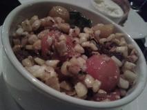 Corn.Basil.Bacon.Tomato. Row 34, Boston.