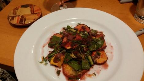 Brion's salad