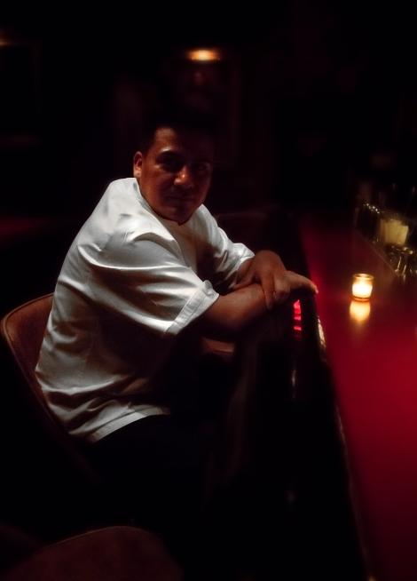 Ranstead Room. El Rey. Dionicio Jimenez.