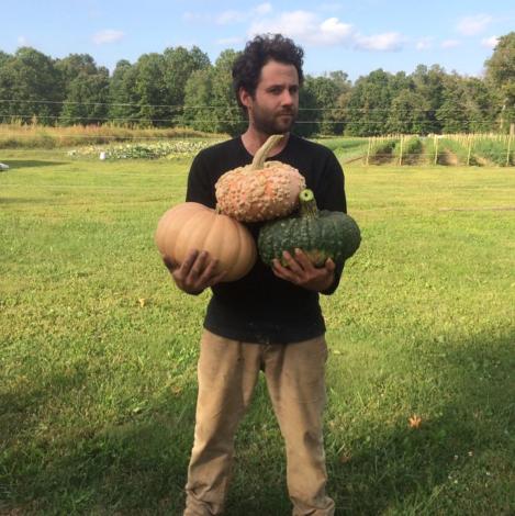 Dave Zaback of Z Food Farms
