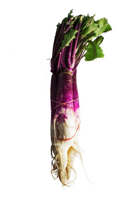 Hinona kabu turnips from Z Food Farm. by Jacki Philleo.